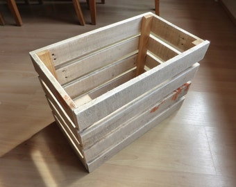Storage Box / Crate - recycled
