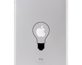 Sticker iPad - Bulb