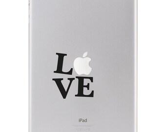 Sticker iPad - Love