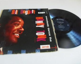 50's Bill Doggett Honky Tonk Album