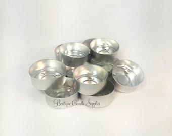 CLOSING DOWN SALE - 50 Aluminium Tealight Cups