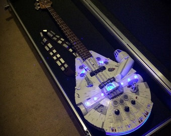 Custom Flight Case (for Star Wars guitars) - 3 Month Waiting List