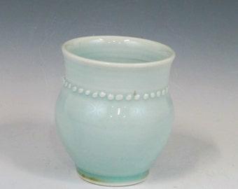 Blue Jade Celadon Cup