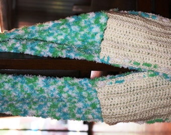 Super Soft Scarf with Pockets