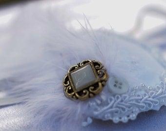 Steampunk Wedding Eyepatch
