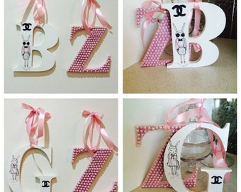 bunny letters