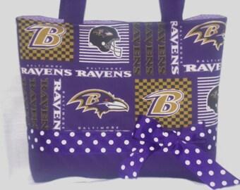 NFL Baltimore Ravens Purse