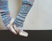 Ballerina leg warmers kni...