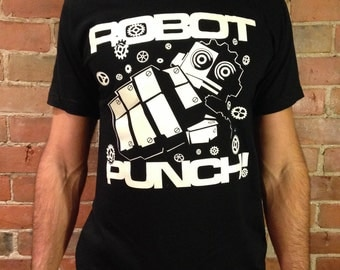 The Punch Bot - Black or White