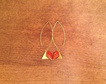 Agathe, earrings