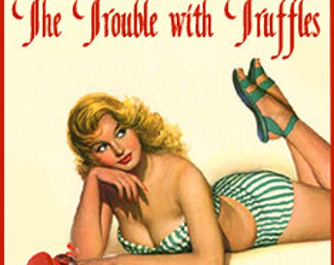 The Trouble With Truffles - 1/3 fl.oz. Concentrated Perfume Oil - Love Potion Magickal Perfumerie
