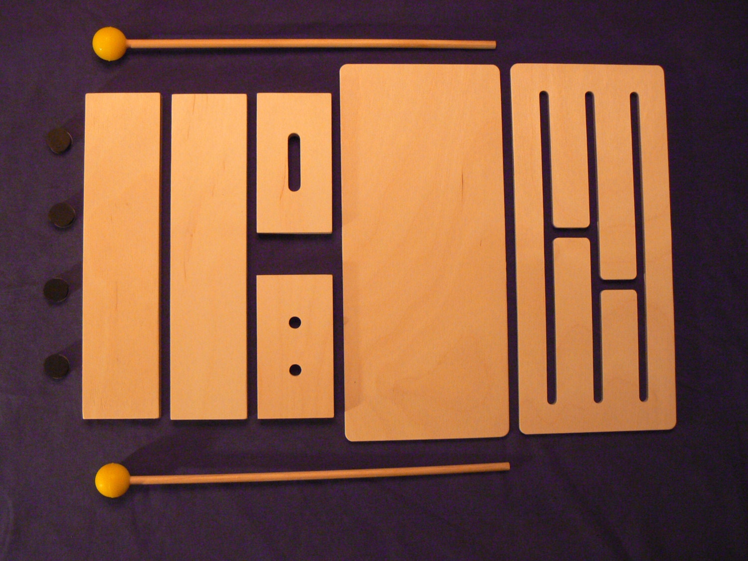 tongue drum kit by monkeyzooproductions on etsy. Black Bedroom Furniture Sets. Home Design Ideas
