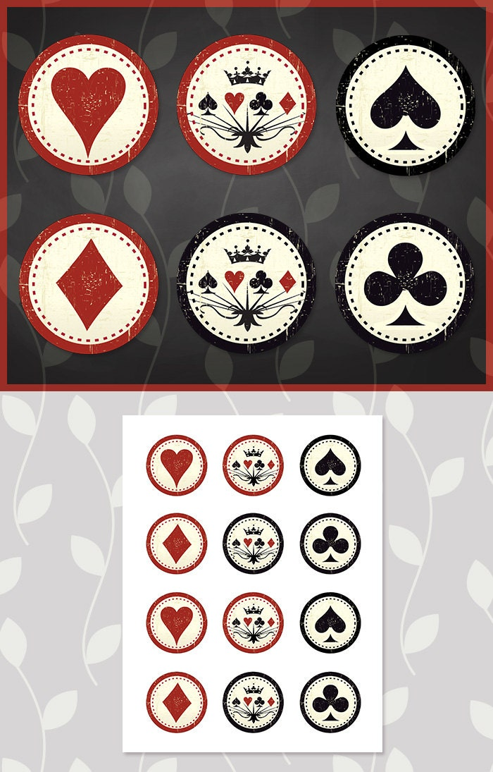 Free casino themed printables mapes casino