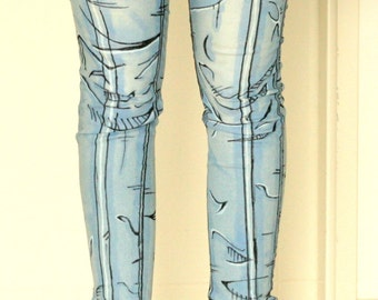 Cel Shaded Pants
