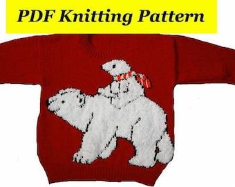 Popular items for christmas polar bear on Etsy