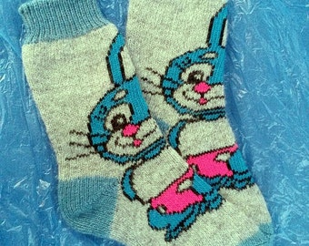 children wool socks (2)