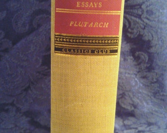 plutarch selected lives and essays