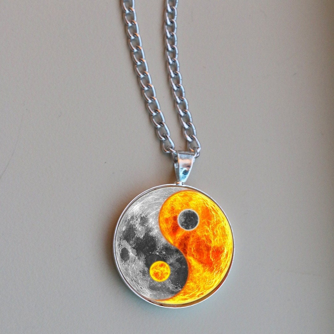 Moon And Sun Yin Yang Necklace Picture Pendant By. Jennings Watches. Pandora Diamond. Troll Beads. January Rings. Ankle Bangle. Rosary Beads. Seashell Stud Earrings. Analogue Watches