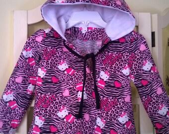 Hello Kitty Girls dress size XS,S,M,L, XL