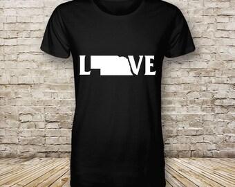 nebraska shirt, nebraska love shirt, nebraska state shirt, nebraska tshirt, nebraska tees, home t, map shirt, art, t shirt, tank, tee, shirt