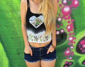 Hippie Heart Top