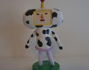 Daisy Figurine Inspired by Katamari Damacy