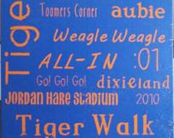 Auburn War Eagle Football