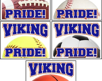 School Pride Yard Signs