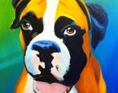 Pet Portrait - Pop Art