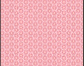 Oval Elements Parfait Pink - The Oval Elements Collection -  Art Gallery Fabrics - Premium Cotton Quilting Fabric - One Yard