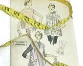 Vintage Advance Maternity Sewing Pattern | Maternity Overblouse Pattern