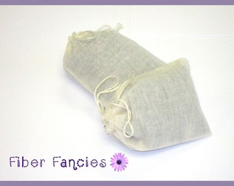 Herbal Moth Repellant Sachets - Lavender and Essential Oils - 2 Pack