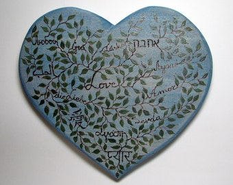 Love Freedom Vignette Heart Polyglotta 13 Words for Love by Tanja Sova