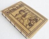 Old Book Journal / Recycled Book / The Manitoba Readers Rebound Journal by PrairiePeasant
