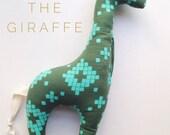 Piper the Giraffe. READY TO SHIP