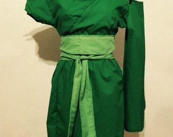 Young Justice Cheshire Kimono Dress