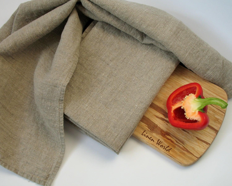 organic linen tea towels natural flax dish towels soft. Black Bedroom Furniture Sets. Home Design Ideas