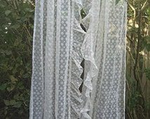 popular items for sheer curtains on etsy