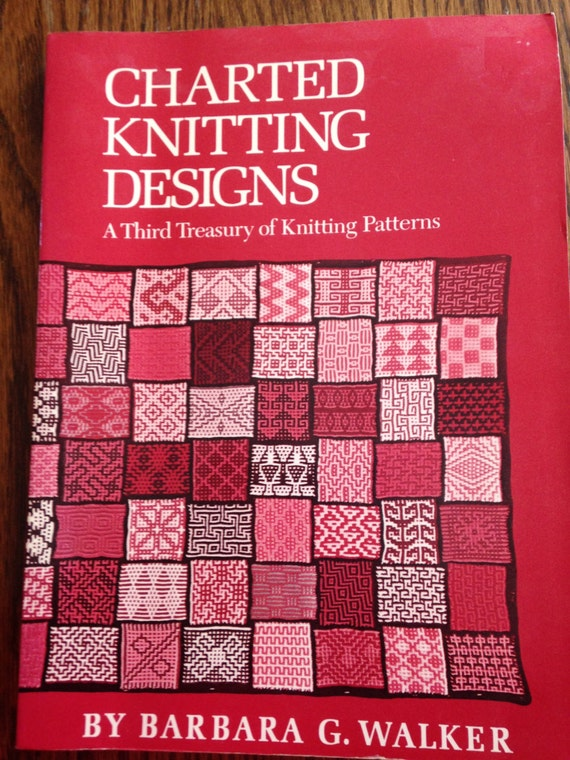 Charted Knitting Designs A Third Treasury of Knitting