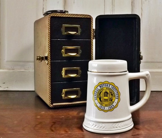 general motors institute stein mug engineering management flint. Cars Review. Best American Auto & Cars Review