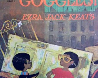 1972 GOGGLES! Ezra Jack KEATS PENGUIN Puffin Book