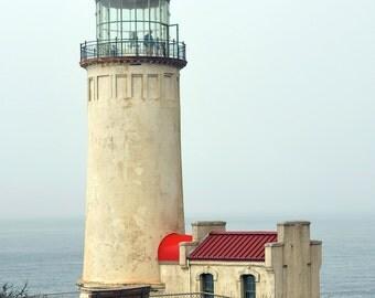 Fine Art Print of North Head Lighthouse, Washington (IDWAC2057)