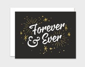 Forever & Ever - Classic Card