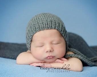 SALE  Newborn photo prop, newborn hat, newborn boy, newborn girl, knit newborn hat,newborn props, newborn bonnet. Choose from over 50 colors