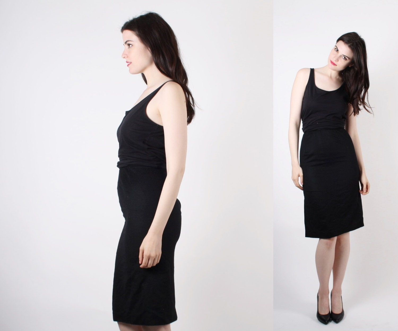 d 1950s black pencil skirt vintage 50s black skirts by