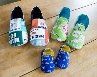20% OFF! - no 714 Mason Family Shoes Set 3 PDF Patterns