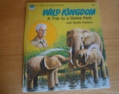 Wild Kingdom A Trip to a Game Park With Marlin Perkins  - By Betty Dinneen