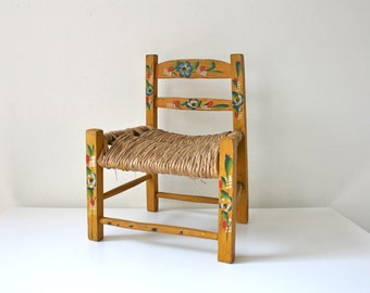 Children's Mexican Chair