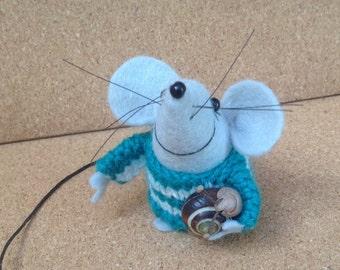 "JACK and SID (2"" felt mouse)"