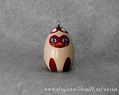 Custom Pet Portrait Balinese or Siamese Cat Ornament or Figurine